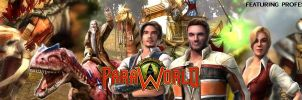 ParaWorld Playthrough Banner by ProfessorNature