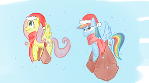 It's almost christmas by MartinHello