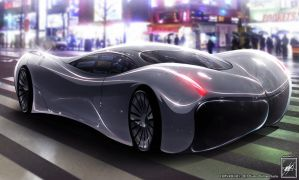 My Luscious  Dream Car ORMA_complete by wsache007