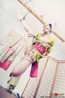 The rise and fall of the tengu, part 2. by ropemarks