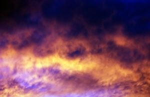 sunset clouds 3 070810 by GreyVolk