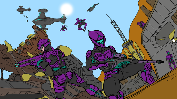 PS2 AT Galaxy Drop up - update colored by Pat22