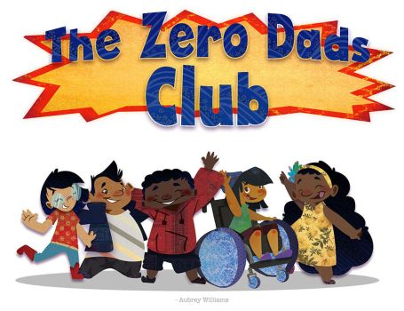 Zero Dads Club Front Cover by Otterfang