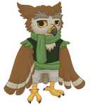 Owl Rito by ConstantSoliloquy