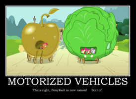 Motorized Vehicles by Blue-Paint-Sea