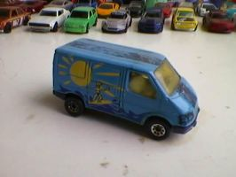 My ford van 03 by KeepItMetall