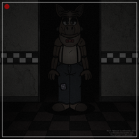 What Lurks in the Darkened Hallway by LordDominic