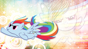Rainbow Dash wallpaper by Cool-Rainbow-Dash