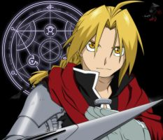 Edward Elric by aConst