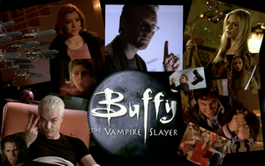 Buffy the Vampire Slayer by BritTheMighty