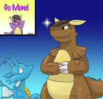 Nuzlocke Hacker SoulSilver 35 - Moms Are Tough by Snowbound-Becca