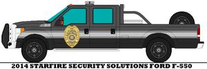 2014 Starfire Security Solutions Ford F-550 by mcspyder1
