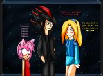 Shadow become a  human by Soul-Yagami64