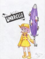 Cute Umbrella! by GottAshley