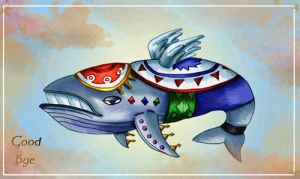 The wind fish by Yuese