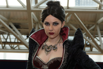 Regina the Evil Queen 2 - Mtl ComicCon 2015 by Silyah246