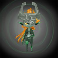 Midna by STsung
