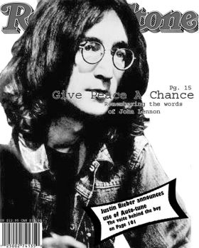 Rolling Stone John Lennon by Corporal-Punishment