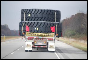 Tonka Truck Tires by Our-Road-Kill-Cafe
