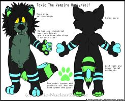 Toxic Ref by Carlie-NuclearZombie