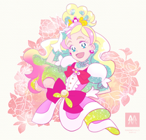 Cure Flora by magnomalo