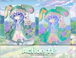 Action XI by Thoxiic-Editions
