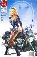 Black Canary - Issue1 by ROCINATE