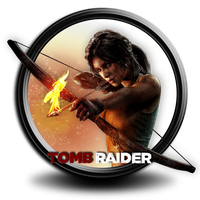 Tomb Raider 2013 icon -s7 by SidySeven