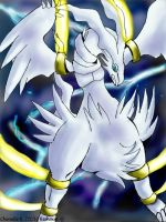 Reshiram's been captured by Phatmon66