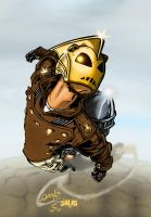 The Rocketeer by ChrisShields
