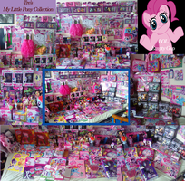 My Little Pony stuff collection by AnimationFanatic