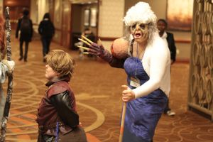 Anime Boston 2013 - Game of Resident Evil 2 by VideoGameStupid