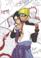 NaruSasu - Bonds of Blood II by tomato-box
