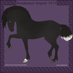 1031 Group Horse Import by Cloudrunner64