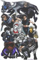 X-Force by olybear