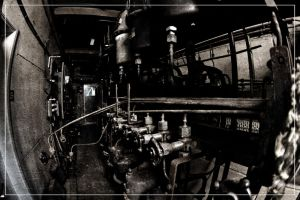 Room of valves by 0-Photocyte