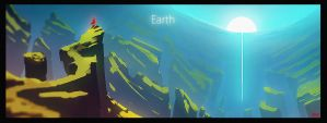 Earth by Sentient-Phyton