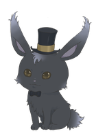 Sir Lapin by LiliLith