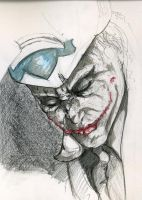 the joker - tortured soul by andyk1