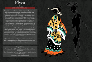 Plyca Race Sheet by monokroe