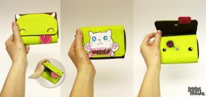 Monster Wallet II by Bobsmade