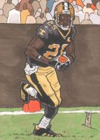 PSC - Reggie Bush by The-Real-NComics