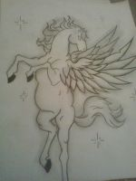 Pegasus by ScarlettWitch93