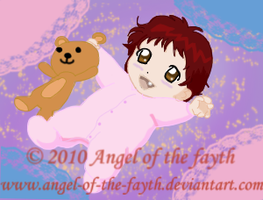 Awww Fayth's First tooth by Angel-of-the-Fayth