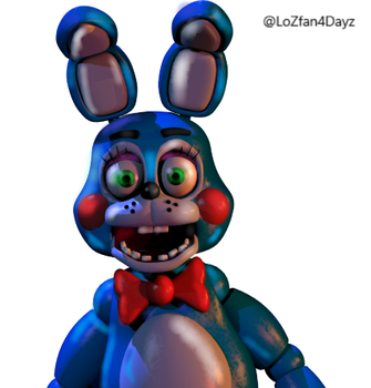 Toy Bonnie~My Edit by LoZfan4Dayz