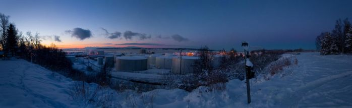 The Port of Anchorage by adriftphotography