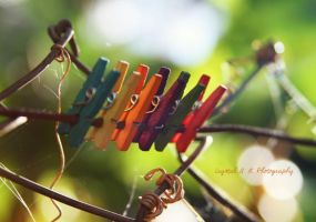 A Colourful Grip by freestyle-1love