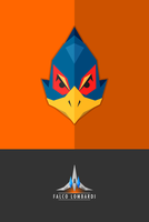 Falco Lombardi by WEAPONIX