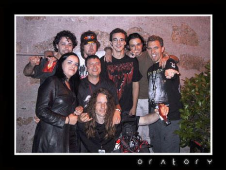 With Kamelot And At Vance by oratory