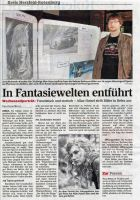 My art exhibition in newspaper by Angelstorm-82
